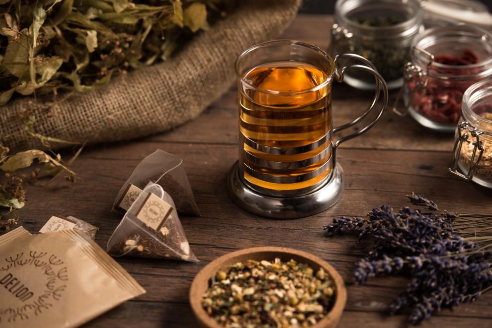 Delion gyógynövény teakeverék hangulatkép